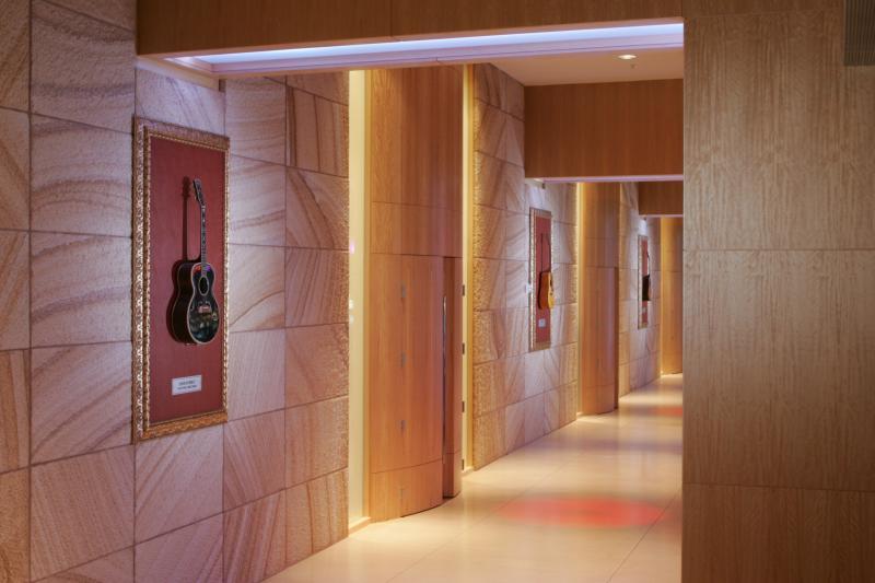Lobby Walls